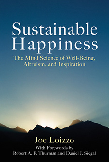sustainable happiness book cover